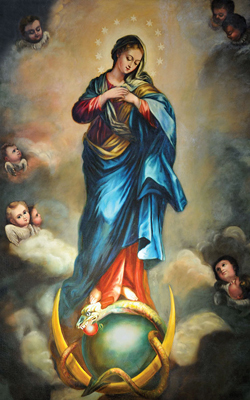 Immaculate Conception Prayer Program St Faustina