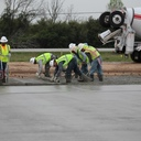 Parking Lot Concrete Pour - 3-16-16 photo album thumbnail 24